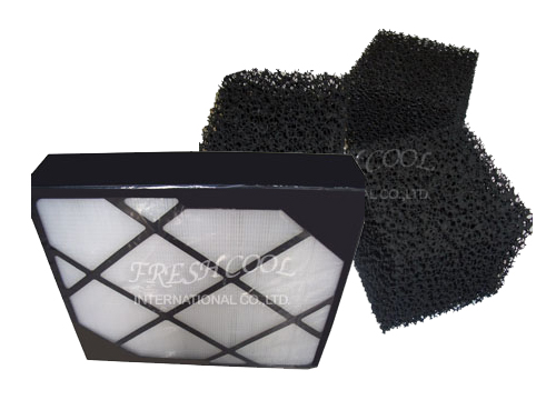 Filter and Activated Carbon Filter